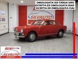 ALFA ROMEO Giulietta SPRINT 1300 III SERIE - ASI ORO, RIAR, CSAI