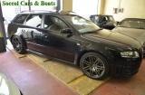 AUDI RS4 4.2 V8 Avant quattro*TETTO PANO*BOSE*BLACK EDITION